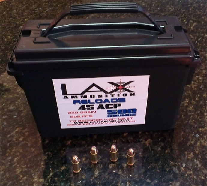 buy cheap ammo, learn how to shoot better