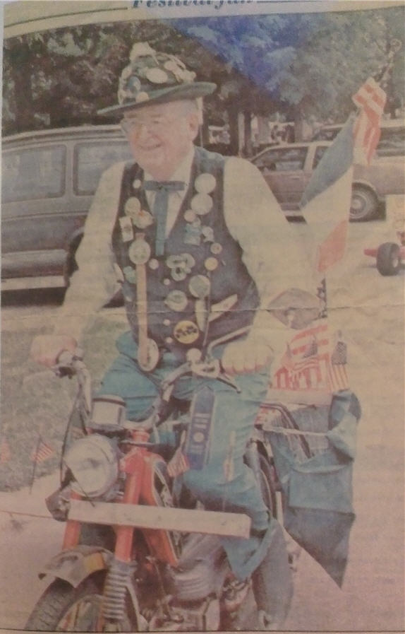 irish wwii veteran