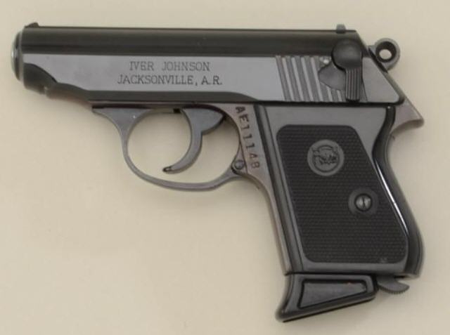 iver johnson tp22 pistol