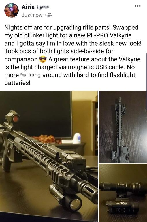 olight-pl-pro-valkyrie-facebook-post-review