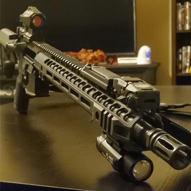 olight-valkyrie-pl-pro-mounted-front-view