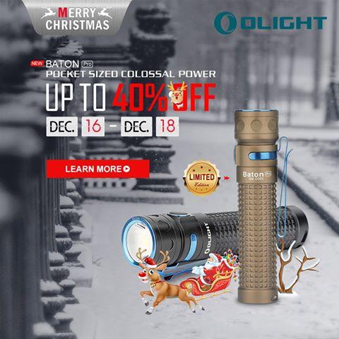 olight sale baton pro
