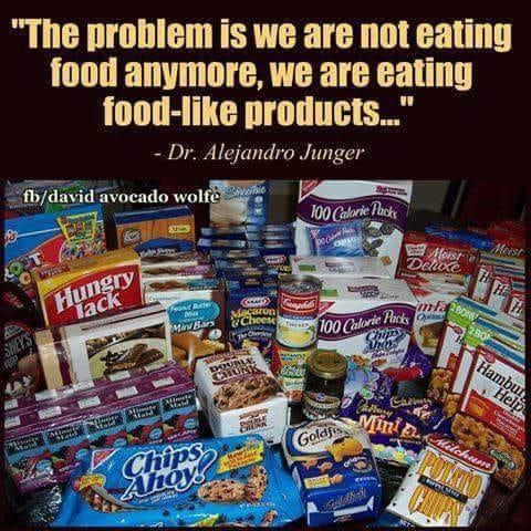 Food Like Products